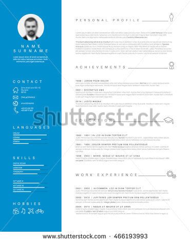 Use a resume template in Word Online - supportofficecom
